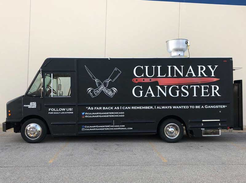 fine food truck