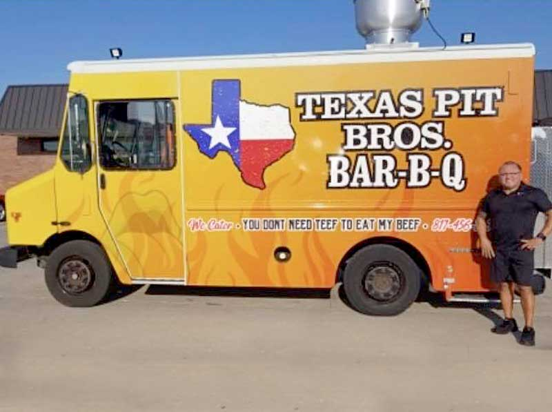 southwest bbq food cater