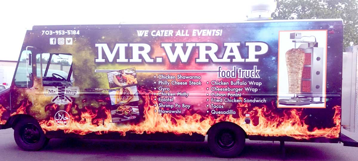 spicy food truck