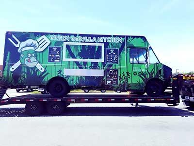 gorilla mobile kitchen