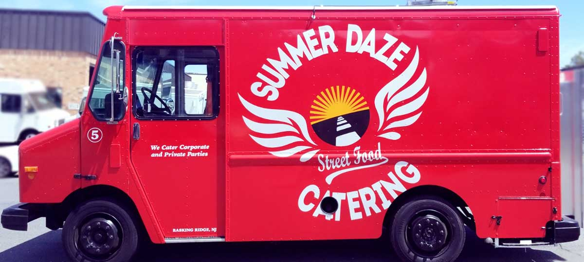 summer daze food truck