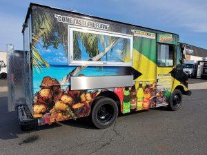Food Trucks For Salwe, Food Trucks Near Me, Used Food Turcks