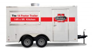 Concession trailer, trailers